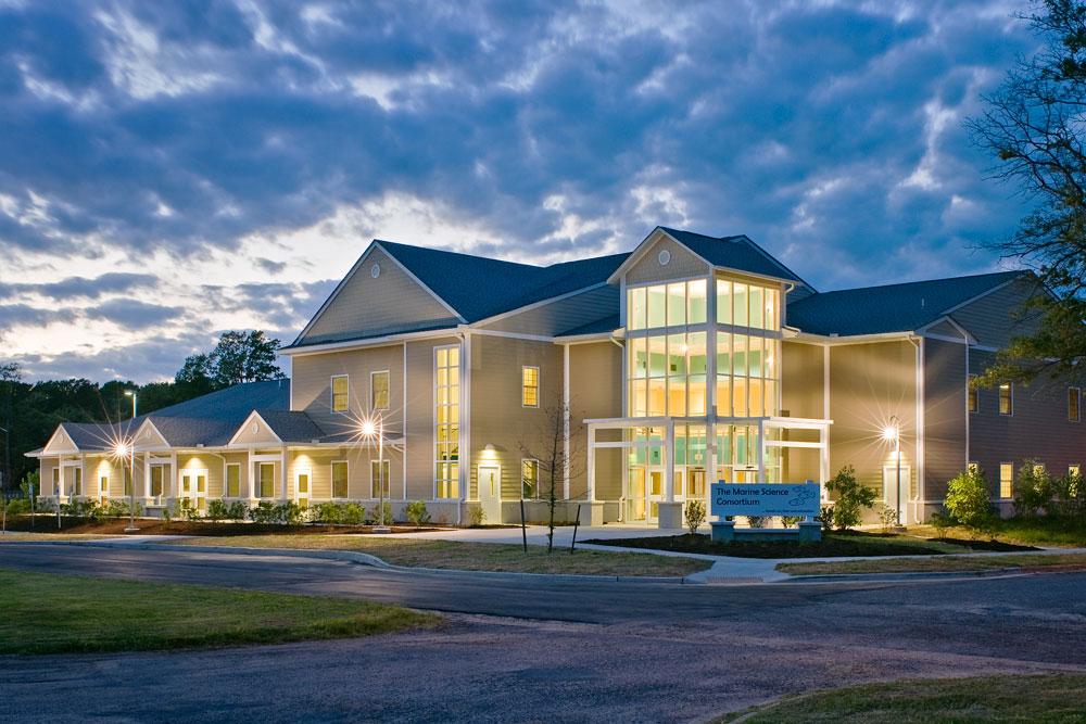 Marine Science Consortium Campus