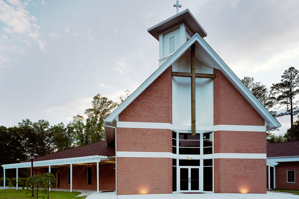 New Zion Baptist Church