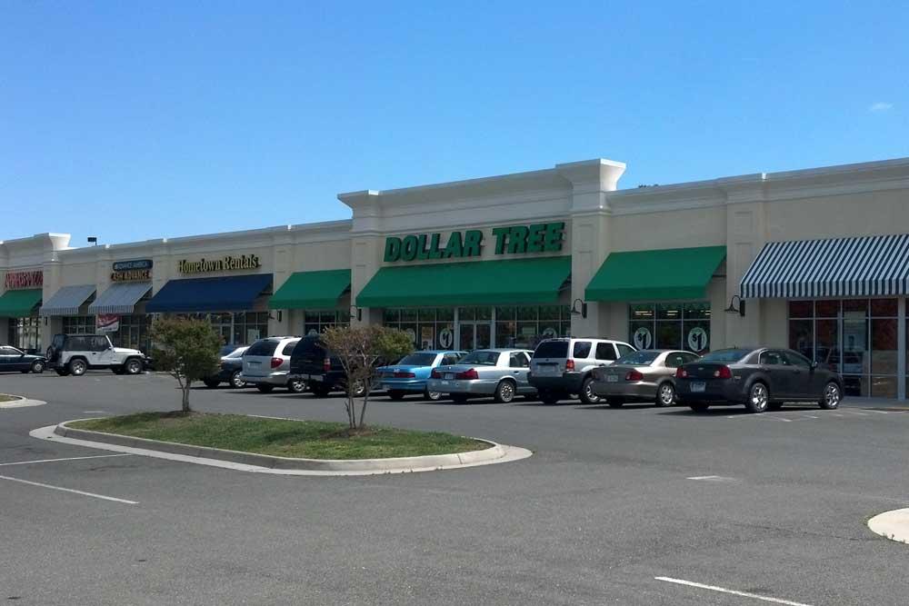 Kilmarnock Retail Shops